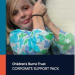 Children's Burns Trust Corporate Support Pack
