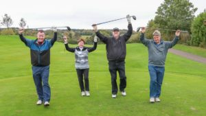 Fundraising BMA Golf Day